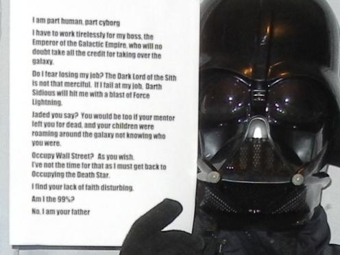 Vader Occupy