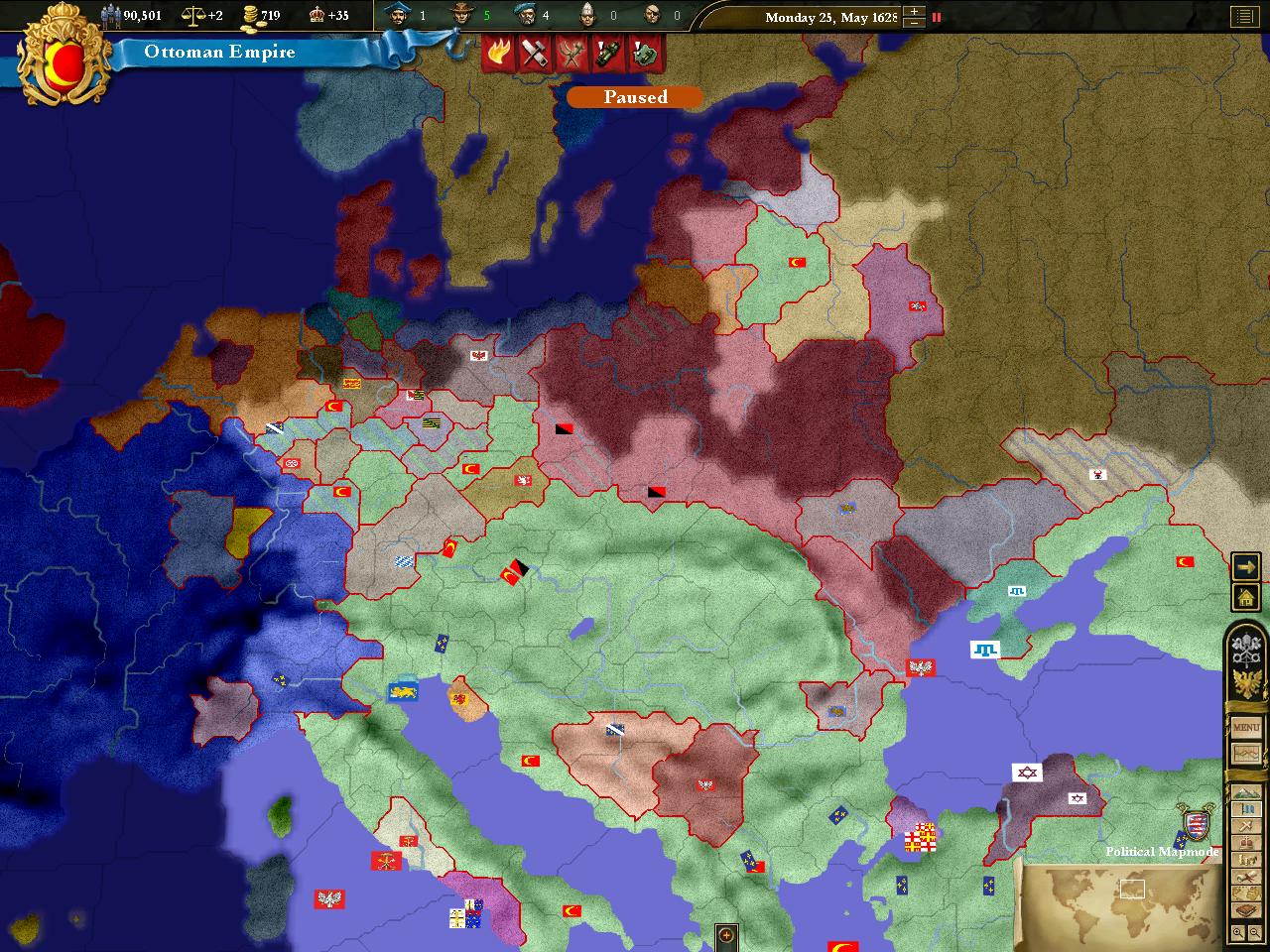 austria ottoman report