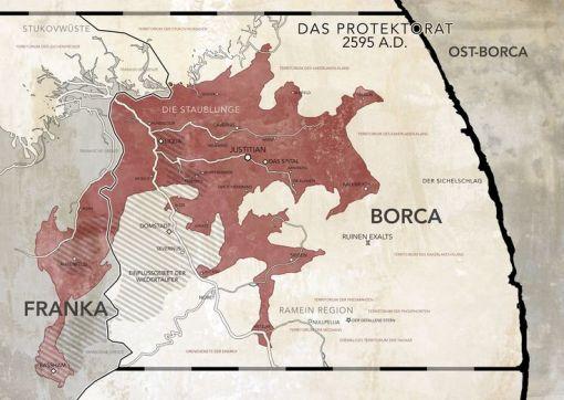 degenesis map